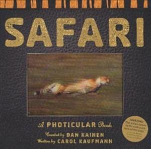Safari, A Photicular Book