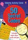 50 Secret Codes Cards