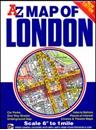 London A-Z Street Plan