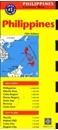 Philippines - Manila Periplus Travel Map