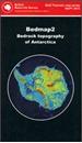 BEDMAP2 Bedrock Topography of Antarctica BAS