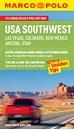 USA Southwest - Las Vegas, Colorado, New Mexico, Arizona, Utah - Marco Polo Guide