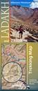 Ladakh and Zanskar Trekking Map
