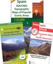 Garajonay National Park - Gomera CNIG Map-Guide ENGLISH