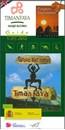 Timanfaya National Park - Lanzarote CNIG Map-Guide ENGLISH