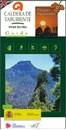 Caldera de Taburiente NP - La Palma CNIG Map-Guide ENGLISH