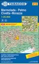 Marmolada - Pelmo - Civetta - Maiozza Tabacco 015