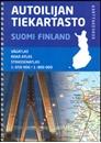 Finland Road Atlas GLOVEBOX, SPIRAL-BOUND