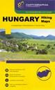 Pilis - Visegrad Hills Cartographia Tourist Map 16