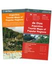 Bariloche - Siete Lagos de Dios Regional Map