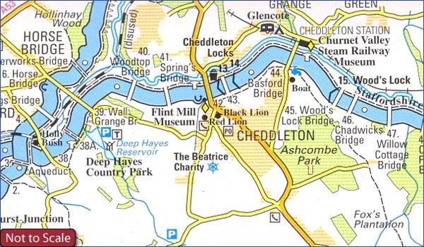 Great Britain: Inland Waterways' Maps