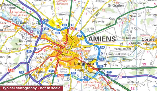 Aa Maps Uk Corsica | Stanfords Aa Maps Uk