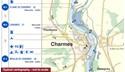 Belgium: Inland Waterways Map