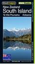 South Island - New Zealand Kiwimaps