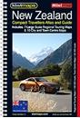 New Zealand Kiwimaps Compact Travellers Atlas SPIRAL-BOUND