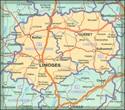 Creuse - Haute-Vienne Michelin Local 325