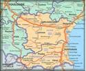 Aude - Pyrénées-Orientales Michelin Local 344