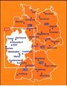 Germany Mid West Michelin Regional 543
