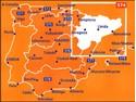 Aragon - Catalonia Michelin Regional 574
