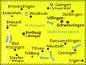 Black Forest South 2-Map Set Kompass 887