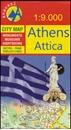 Athens Anavasi Pocket Map