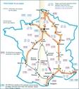 France: Le Guide Publications Selected Autoroutes Atlas