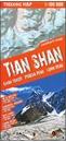 Tian Shan - Khan Tengri - Pobeda Peak - Lenin Peak terraQuest Trekking Map