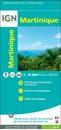 Martinique IGN Map