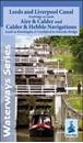 Leeds & Liverpool Canal - Foulridge to Leeds; Aire & Calder to Knottingley; Calder & Hebble Heron Map
