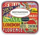 Destinations Decorative Stickers