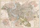 Rome Map Wrap