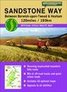 Sandstone Way Cycle Route: Berwick-upon-Tweed - Hexham