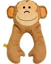 Cuddly Monkey Neck Pillow