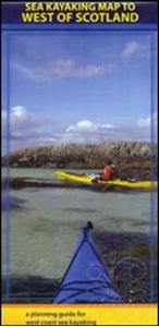 West of Scotland Sea Kayaking Map