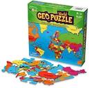 World Geo Jigsaw Puzzle 68 Pieces