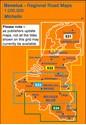 Netherlands North Michelin Regional 531