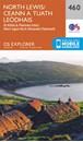 North Lewis  - St Kilda & Flannan Isles OS Explorer Map 460 (paper)