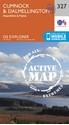 Cumnock-Dalmellington-OS-Explorer-Active-Map-327-waterproof_9780319471999