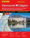 Vancouver to Calgary MapArt Back Road Atlas