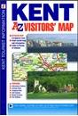 Kent A-Z Visitors' Map
