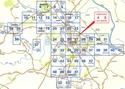 Oxford - Abingdon-on-Thames - Kidlington A-Z Street Atlas