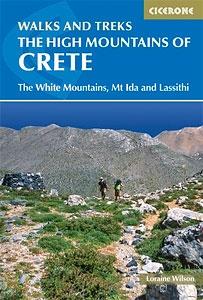 Crete High Mountain Walks, the White Mountains, Mt Ida and Lassithi - 3rd ed.