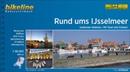 IJsselmeer Cycle Tour - Texel - Vlieland (405km) Bikeline Map/Guide