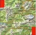 Val di Fassa  - Dolomiti Fassane Tabacco 06