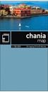Crete: Chania Prefecture 150K Terrain Editions Map
