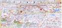 Lhasa to Kathmandu Biking Map