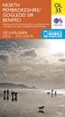 North Pembrokeshire OS Explorer Map OL35 (paper)