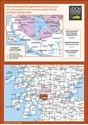 Loch Lomond South  - Dumbarton, Helensburgh, Drymen & Cove OS Explorer Map OL38 (paper)