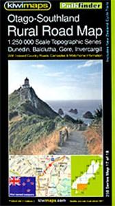 Otago - Southland: Dunedin, Balclutha, Gore, Invercargill