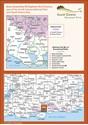 Meon Valley, Portsmouth, Gosport & Fareham OS Explorer Map OL3 (paper)